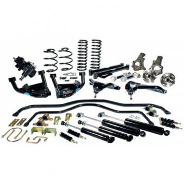 El Camino Suspension Kit, Complete Performance Package, 1964-1967
