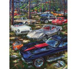 Corvette Print, C1, See Them All