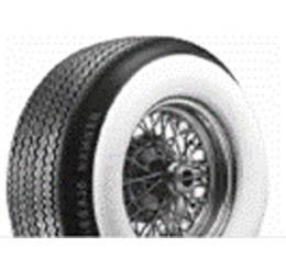 Tire - 600 X 16 - 3-1/2 Whitewall - Tube Type - Denman