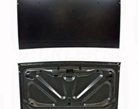 Camaro Trunk Lid, OE Style, With Spoiler Holes, 1970-1981