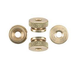 Model A Ford Spark Plug Nut Set - 4 Pieces - Fits Champion 3X Plugs