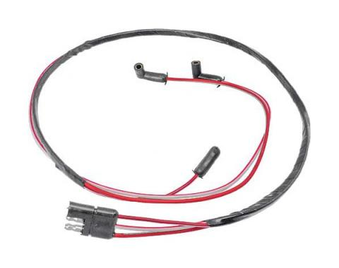 Ford Mustang Firewall To Engine Gauge Feed - 302 Or 351W V-8