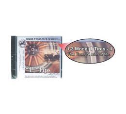 MTFCA T Tips On DVD - Model T Tires II - Series 1 - Volume 3