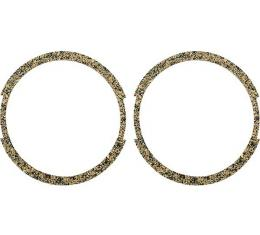 Model A Ford Cowl Lamp Lens Gaskets