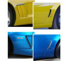 Corvette Paint Protector Set, Cleartastic Invisible, Z06/Grand Sport, 2010-2013