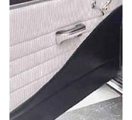 Chevy Door and Rear Panels, Preassembled, Bel Air, 1951