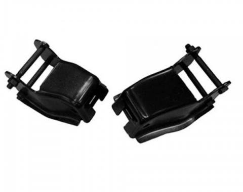 Nova Engine Mount Frame Brackets, V8, 1962-1967