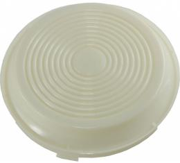 Full Size Chevy Dome Light Lens, Except 2-Door Hardtops, 1958-1968