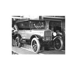 Windshield Glass Set, 2 Piece, Roadster, Touring, TT Truck,1926-1927