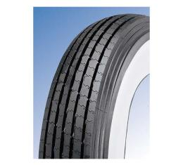 Model T Ford Tire - 450 X 21 - 2-3/8 Wide Whitewall - Lester Brand