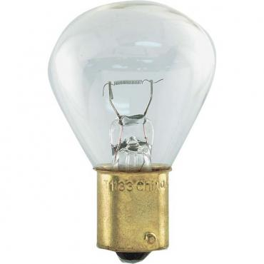 Ford Pickup Truck Exterior Light Bulb - 6 Volt - Single Contact Bayonet - Bulb #1133