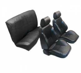Ford Mustang - Procar Seat Kit, Coupe, 1965-1967
