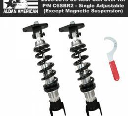 Aldan Phantom Series Single Adjustable Rear Coil Over Kit   C6SBR2 Corvette 2005-2013