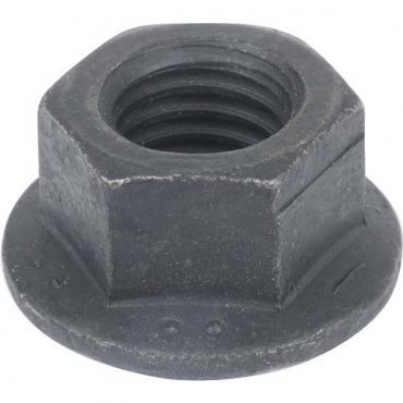 Rear Spring Front Bolt Locking Nut - Genuine Ford