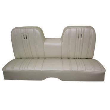 Rear Bench Seat Cover, Hardtop, For Cars With Front Bucket Seats, Galaxie 500 XL, 1965