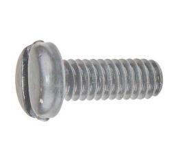 Pan Head Screw - 12/24 X 5/8 - Black Oxide