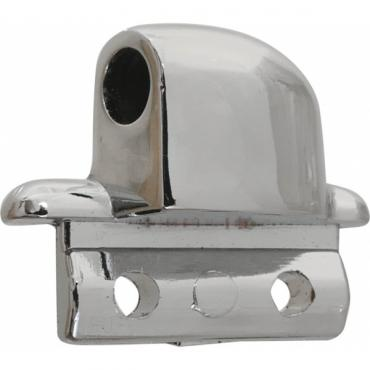 Ford Pickup Truck Vent Window Upper Pivot Cup - Chrome Plated - Left
