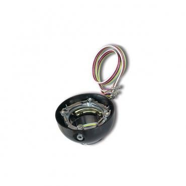 Turn Signal Bucket Assembly With Switch 1954-1956