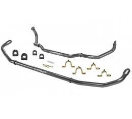 Camaro Sway Bar Set, V8 & ZL1, 2012-2015