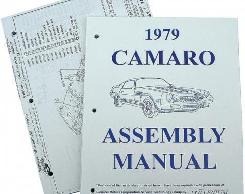 Camaro Assembly Manual, 1979