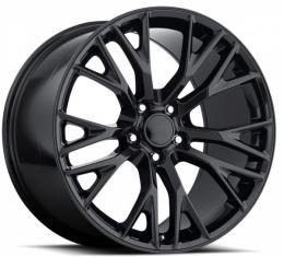 Corvette C6 Z06 & Grandsport Style Rear Wheel, 18x9.5, +59