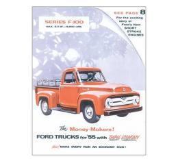 Ford Pickup Truck Sales Brochure - F100