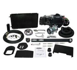 Full Size Air Conditioning Kit, LS Engine Conversion, For Cars With Two Lever Control, 1959-1960