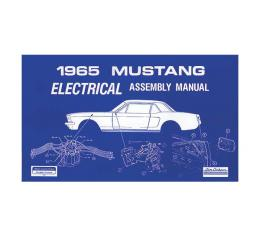 Ford Mustang Electrical Assembly Manual - 84 Pages