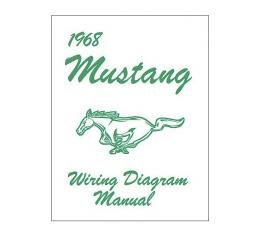 Mustang Wiring Diagram - 19 Pages - 32 Illustrations