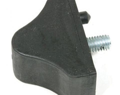 Chevelle Front Control Arm Bumper, Rubber, Lower, 1964-1973