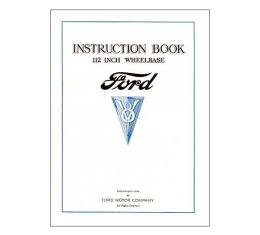 Owner's Manual/Instruction Book - 64 Pages - Ford