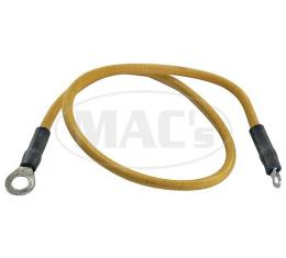 Convertible Top Control Wire - Circuit Breaker To Solenoid - 22 Long - Ford & Mercury Convertible
