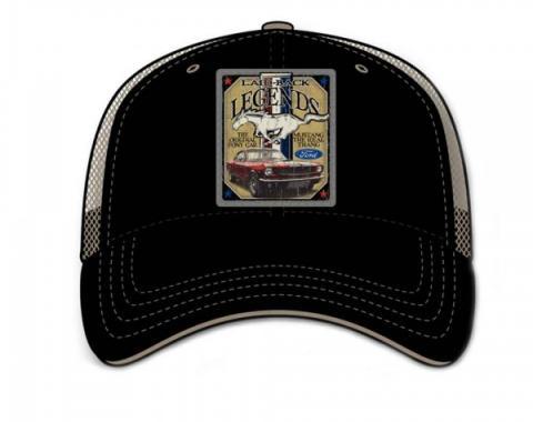 Laid Back Original Pony Car Hat