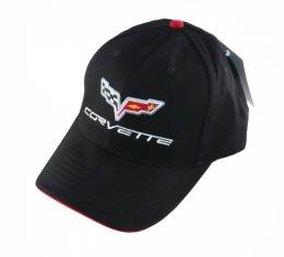 Corvette C6 Cap, Black