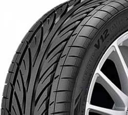 Corvette Tire, Hankook Ventus, 285/35R19, 2005-2013