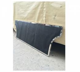Chevy Nomad & Wagon 12-Piece Backrest Trim, 1955-1957