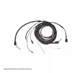Chevy Wiring Harness, Taillight, Convertible, 1953-1954