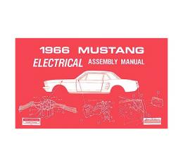 Ford Mustang Electrical Assembly Manual - 73 Pages