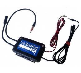 Redi-Rad Radio Mobile Device Adapter, For 12 Volt Negative Ground FM Radios/Stereos