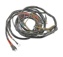 Ford Pickup Truck Ignition Switch Harness - Ignition SwitchTo Left Of Headlight - V8