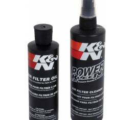 K&N Filter Oil and Cleaner Kits, Recharger Kit