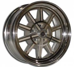 Ford Mustang - Vintage Wheel Works V50 Wheel