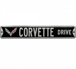 Corvette Drive C7 - Black