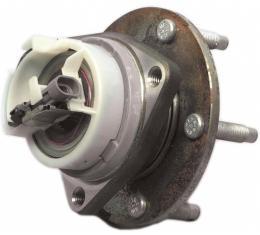 Corvette Wheel Hub & Bearing Assembly, With Sensor, ACDelco, 1997-2013