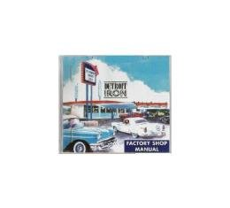 1971 Ford and Mercury Car Shop Manual CD - For Windows Operating Systems Only