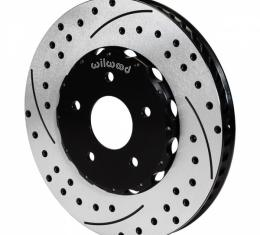 Brake Rotors, Front w/HD Brake Option, Wilwood Promatrix, 1988-1996