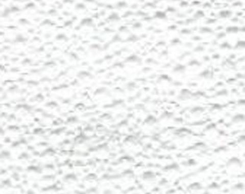 Headliner - Crater Vinyl - Fairlane 500 & Torino GT StationWagon - White