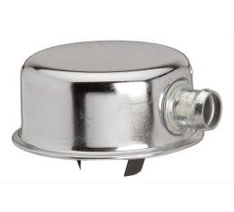 Oil Filler Breather Cap, Push-On, For Closed System, Painted, 1967