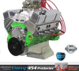 Nova 454 C.I. Blueprint Pro Series Crate Engine 575HP, Roller Cam, Aluminum Heads, 1962-1979