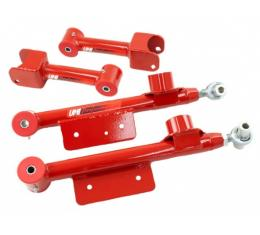 UMI Performance Upper & Lower Control Arms Kit  | 101516-R Mustang 1979- 1998